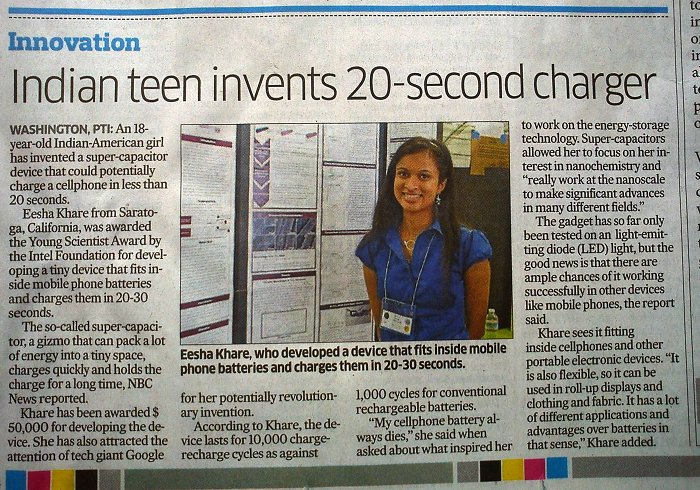 NEWSCLIP-DH-Indian-teen-invents-20-second-charger-that-will-not-see-the-light-of-the-day