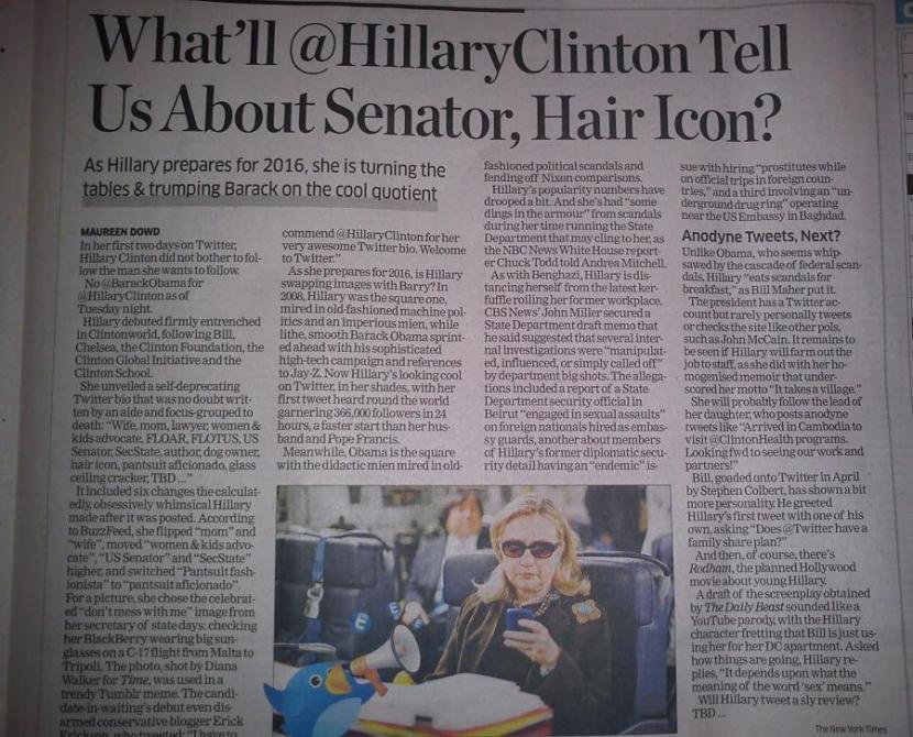 NYT newsclip