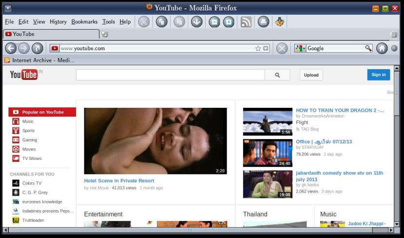 Screenshot-YouTube - Mozilla Firefox