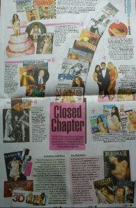 Porno magazines