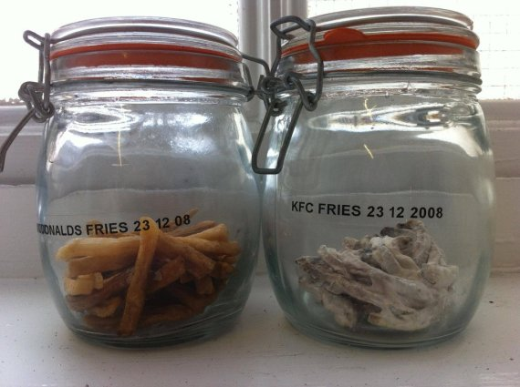 For three years, McDonald's fries remain undead.