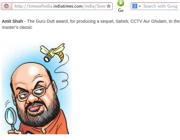 Amit Shah gets technology - information technology.