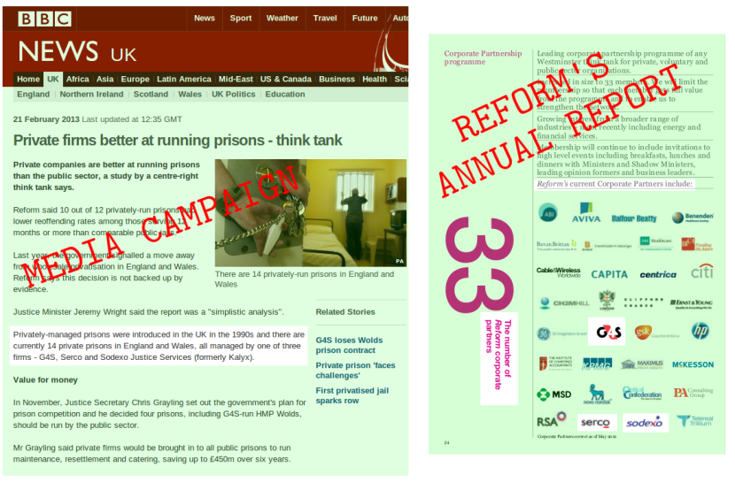 Reform.co.uk masquerades as a think tank and promotes Fascist subversion of democracies.