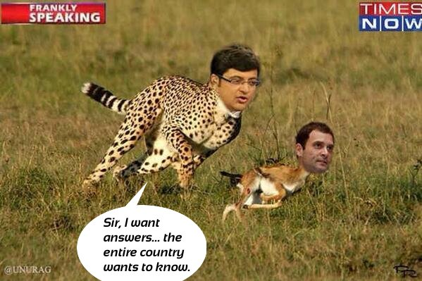 Arnab wants to know from Rahul Gandhi.