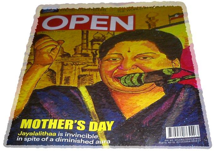 Open magazine thinks Jaya is invincible.