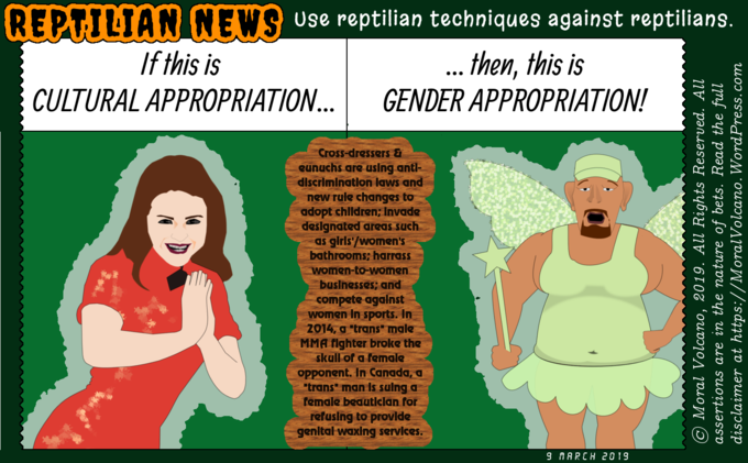Gender appropriation