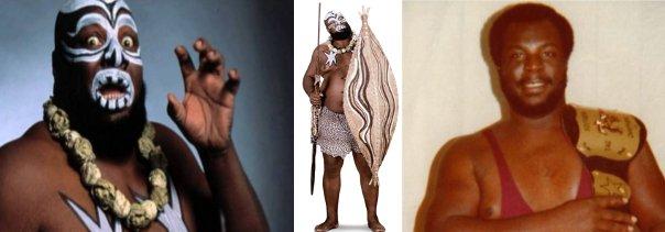 James Kamala Harris, the Ugandan Giant